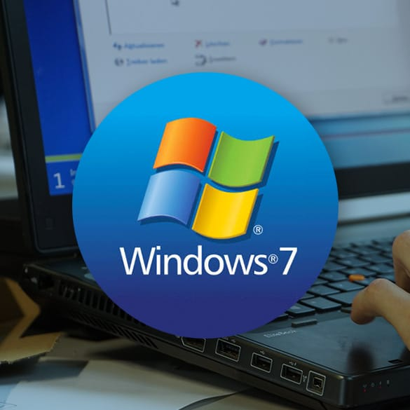 End of Life for Windows 7: 14 January 2020