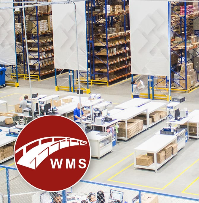 BridgeWMS Warehouse management software